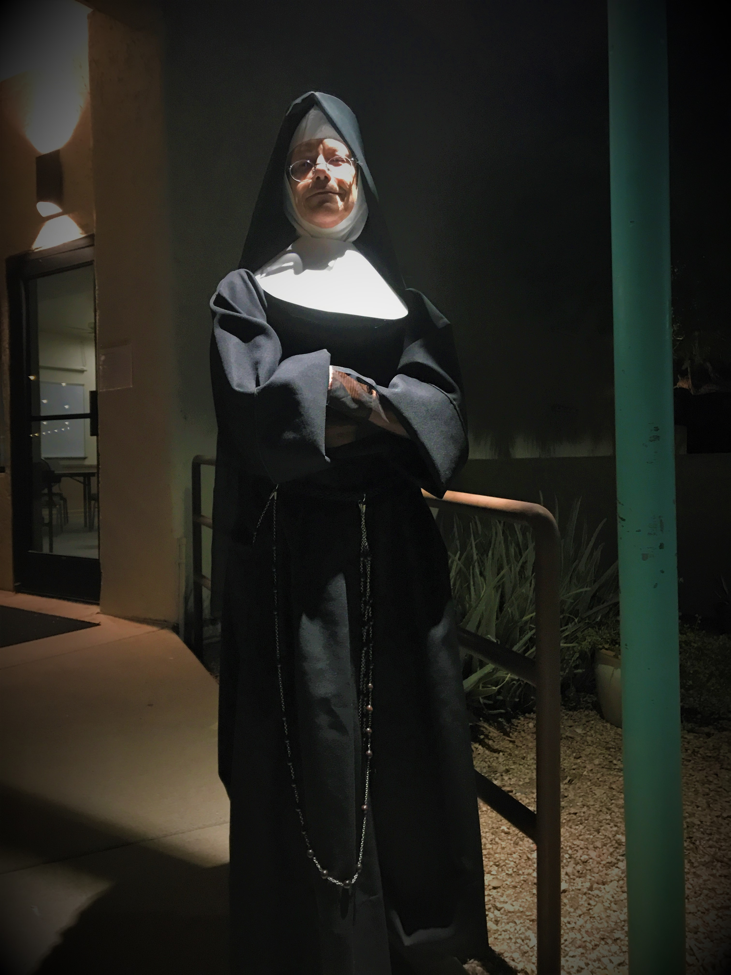 Even Mother Delphine Fontbonne made an appearance at the 2018 Leadership Assembly.